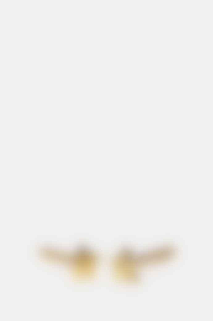 Pernille Corydon Mini Gold Star Earstick