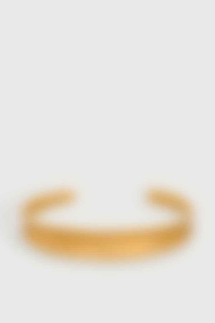 Pernille Corydon Gold Saga  Bracelet