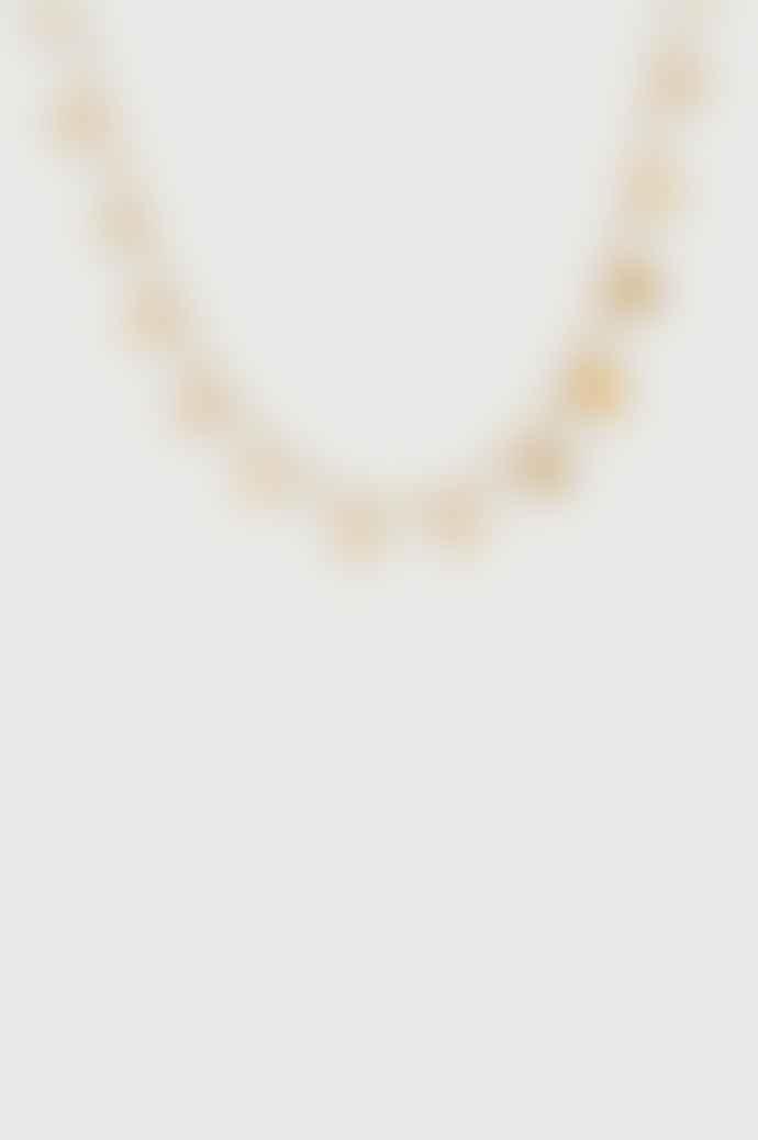 Pernille Corydon Sheen Gold Necklace