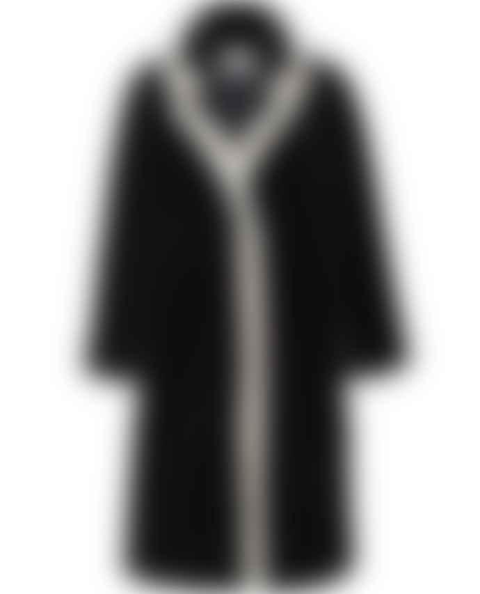 STAND STUDIO Black Marianne Coat