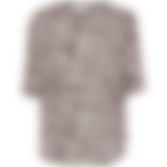 Day Birger et Mikkelsen  Mio Leopard Print Blouse