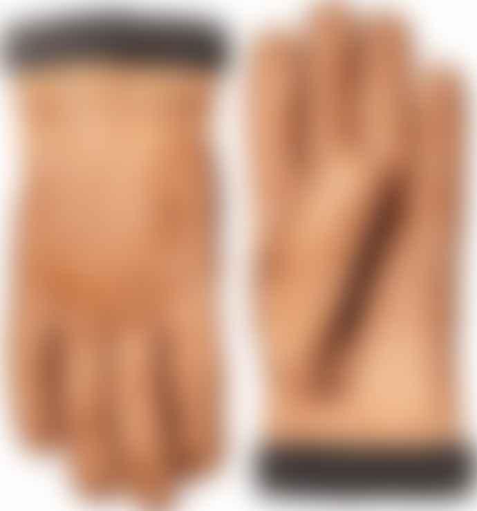 Hestra  Cork Deerskin Primaloft Rib Gloves
