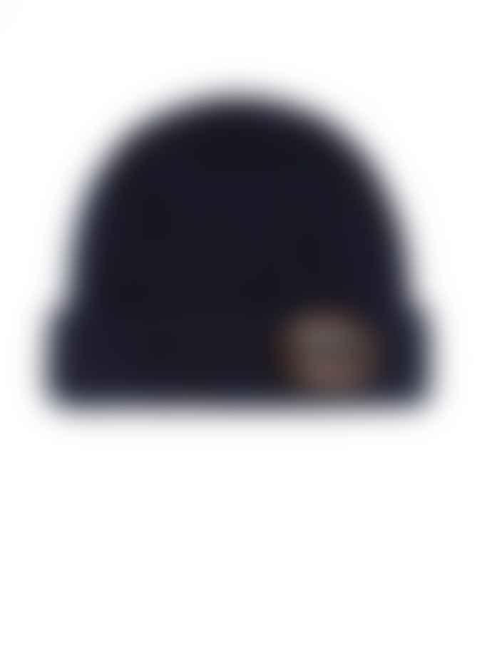 Markus Lupfer Crystal Lip Brushed Wool Beanie
