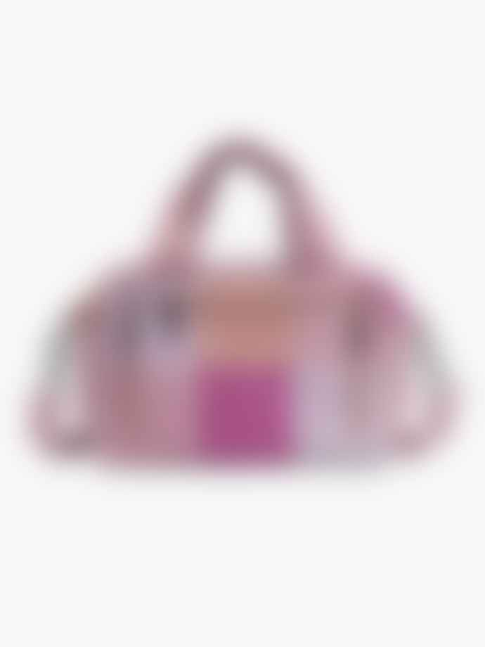 Nunoo Donna Patchwork Bag Pink