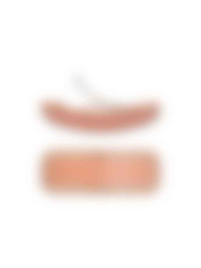 Sui Ava Sandie Hairclip Peach