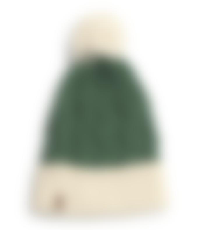 Egos Copenhagen Merino Wool Hat Green