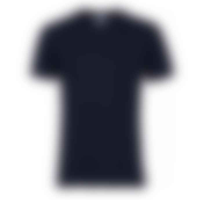 Colorful Standard Navy Blue Classic Organic Tee