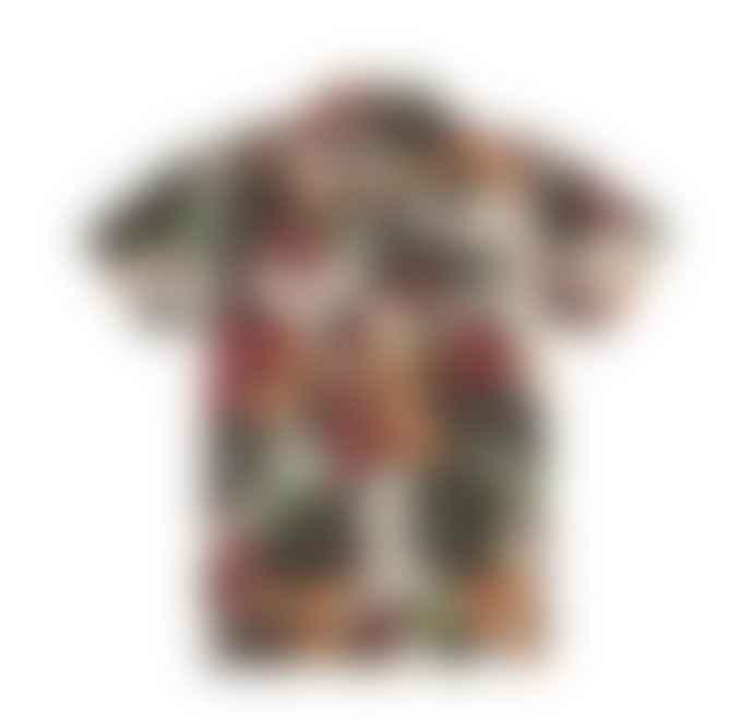 Deus Ex Machina Multicolour Deus Dean Elchulo Shirt