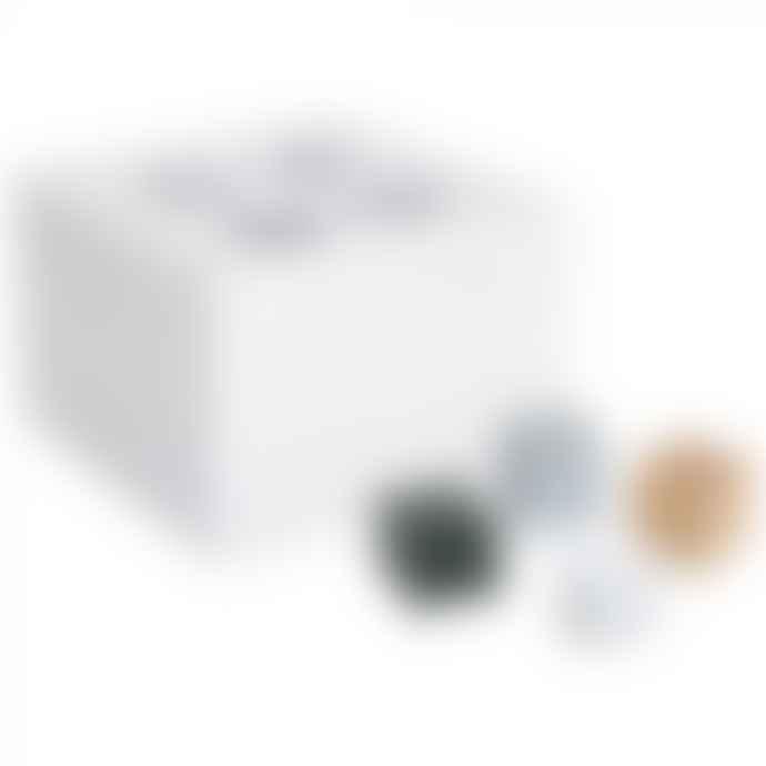 Jabadabadoo White Shape Lace Box