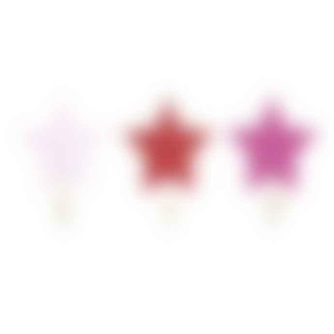 Jabadabadoo Pink Stars Hanger