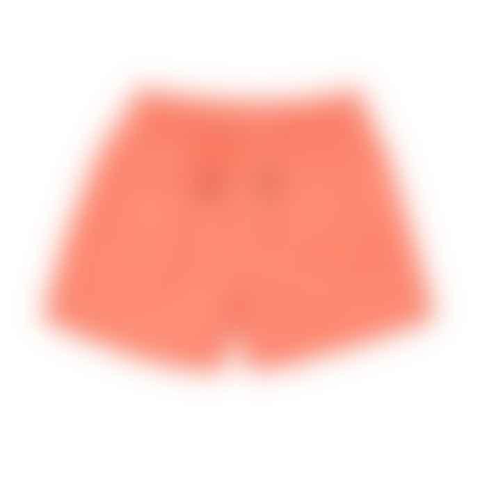 Sunuva Orange Cotton Shorts