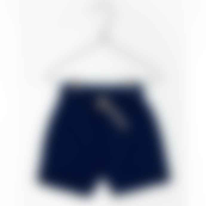 Play Up Boys Navy Jersey Shorts
