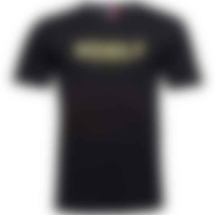 Arnold & Co Black Rossignol Soul Logo Tee