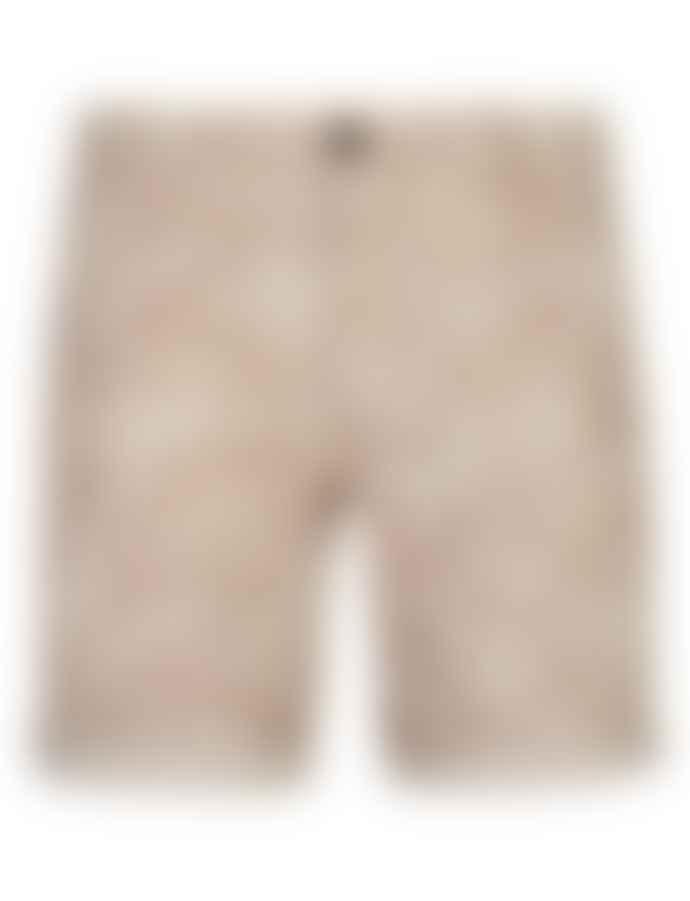 Bellfield Skota Flower Print Chino Shorts