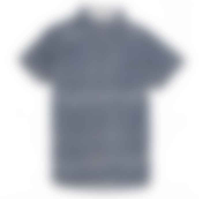 Deus Ex Machina Dark Denim Ralph Eastern Shirt