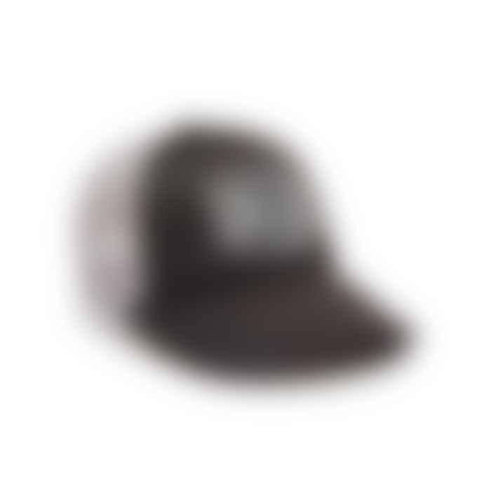 Deus Ex Machina Baylands Trucker Cap Black Grey