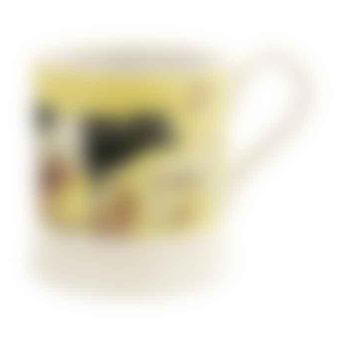 Emma Bridgewater Bright New Morning Farm Animals 1 2 Pint Mug
