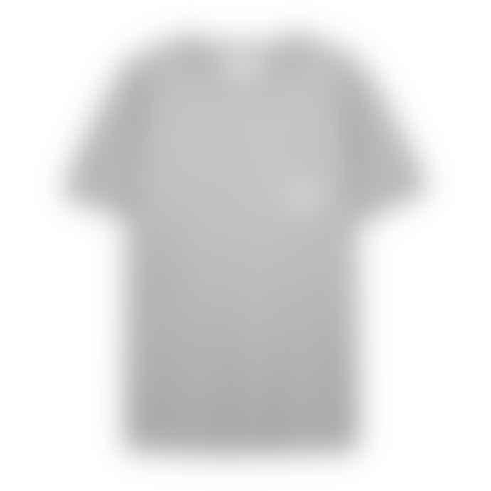Makia Clothing Grey Square Pocket Tee Shirt