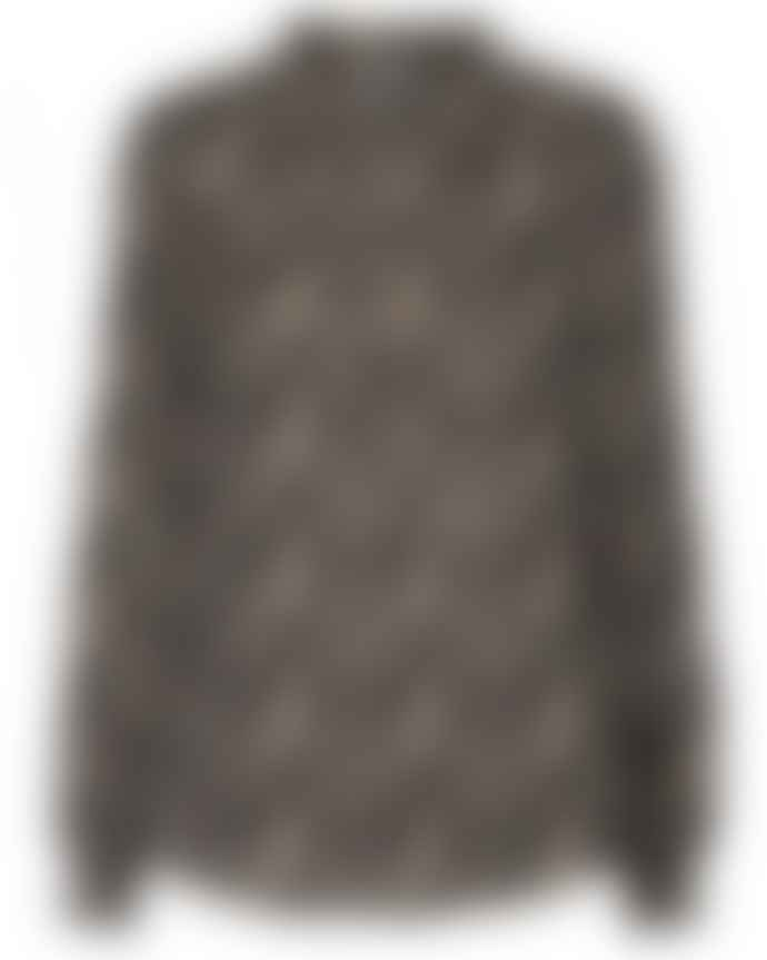 Dea Kudibal Faith Snake Tunic Silk Shirt