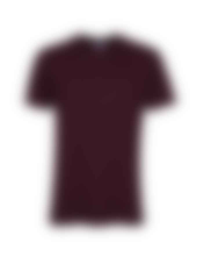 Colorful Standard Classic Tee Oxblood Red