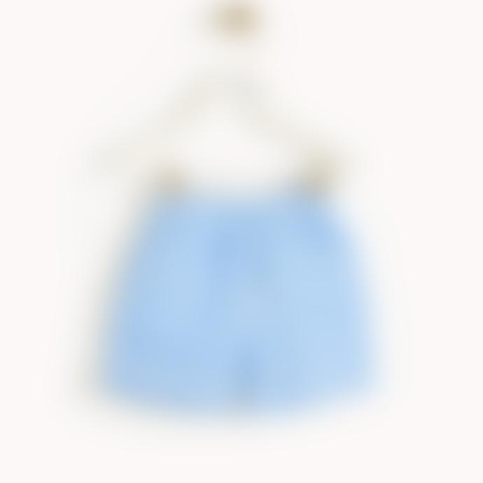The Bonnie Mob Miami Baby Shorts Denim