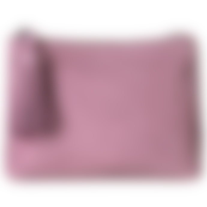 Becksondergaard Israa In Wistful Mauve Leather Clutch
