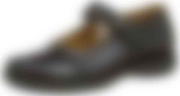 Froddo Black 27 G 3140033 Children Ballerina Shoes