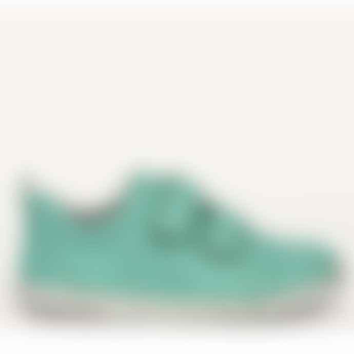 Bobux Iw Grass Court Peppermint Trainer