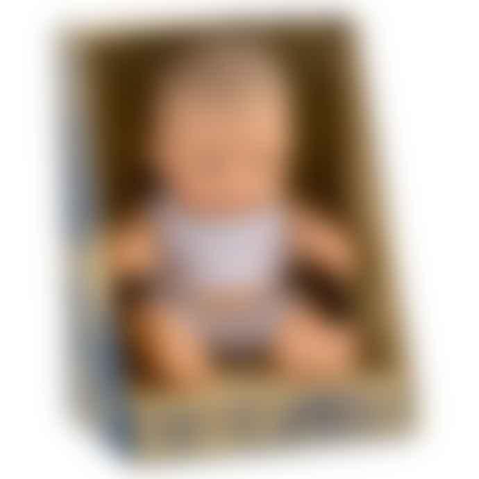 Miniland 21 Cm Asian Girl Baby Doll