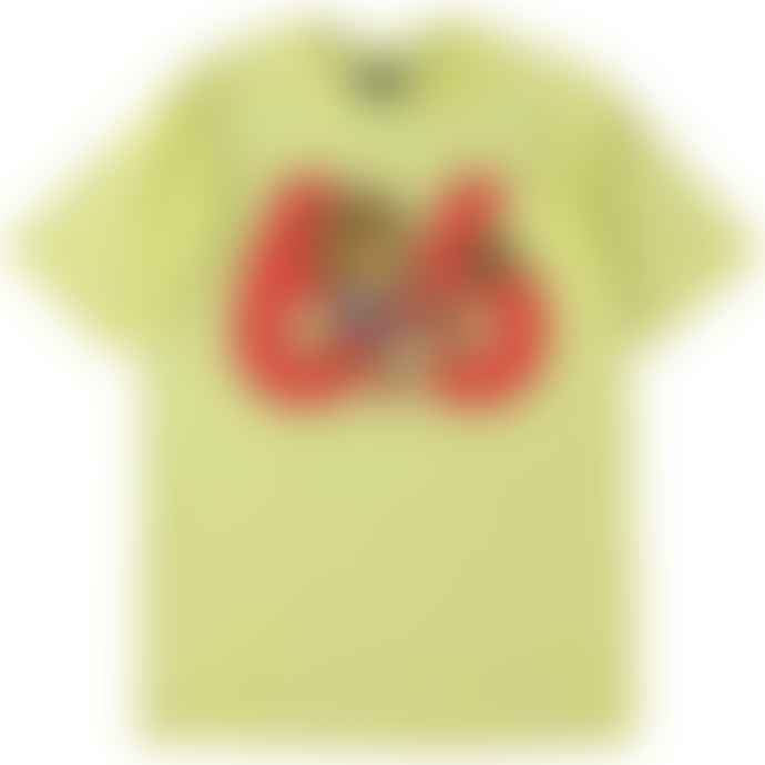 Standard Reference Materials Srm England 66 World Cup Willie Tee Yellow Red