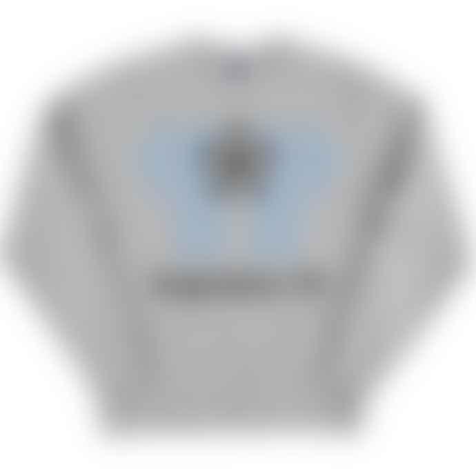 Standard Reference Materials Srm Argentina 78 World Cup Russell Crew Sweatshirt Oxford Grey