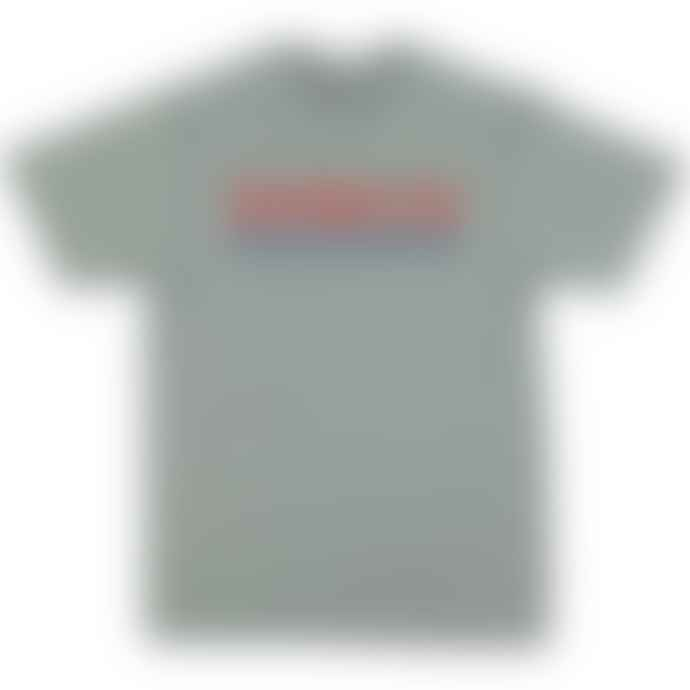 Standard Reference Materials Srm Disco Logo Tee Oxford Grey