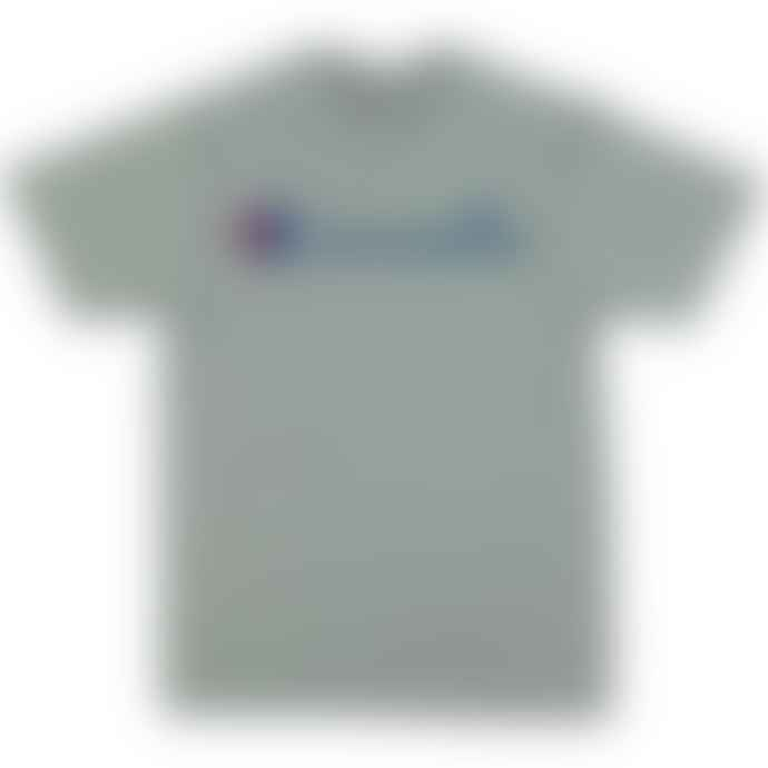 Standard Reference Materials Srm Casuals Tee Oxford Grey