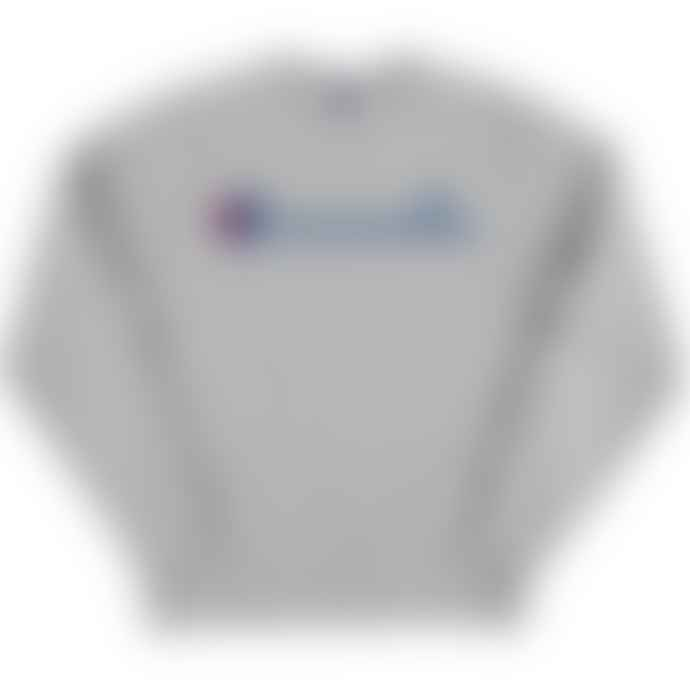 Standard Reference Materials Srm Casuals Russell Crew Sweatshirt Oxford Grey