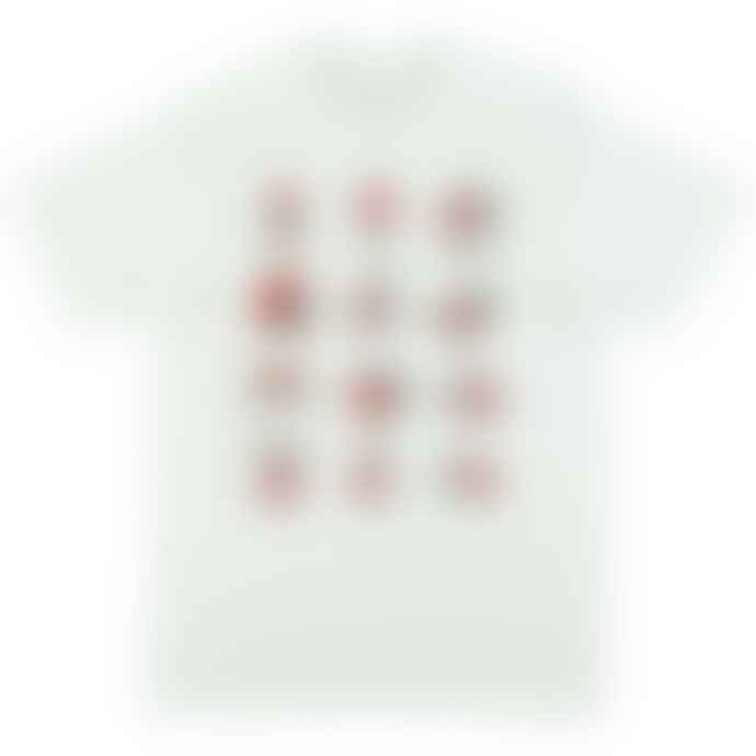 Standard Reference Materials Srm 12 Steps To Rocking The House Tee White