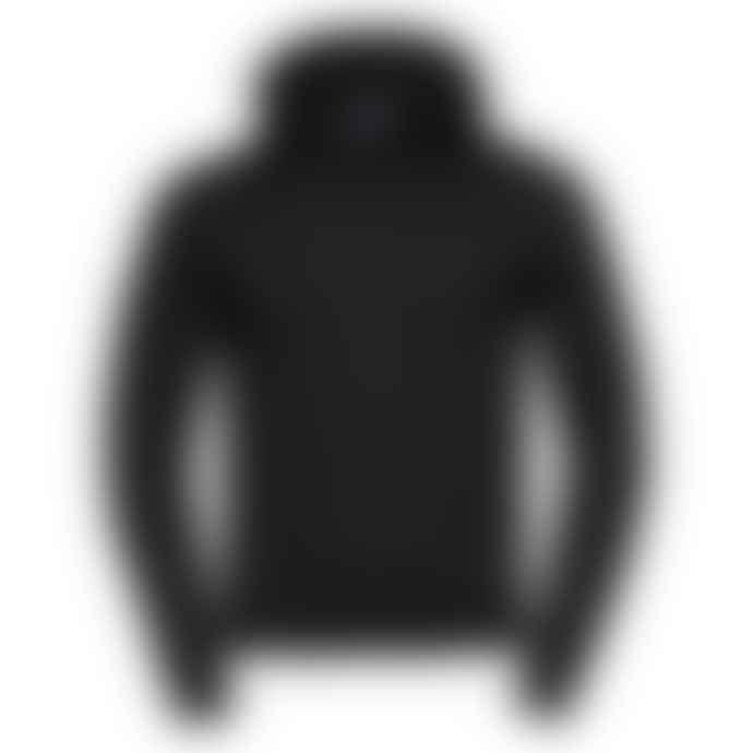 Russell Authentic Hooded Sweatshirt Black