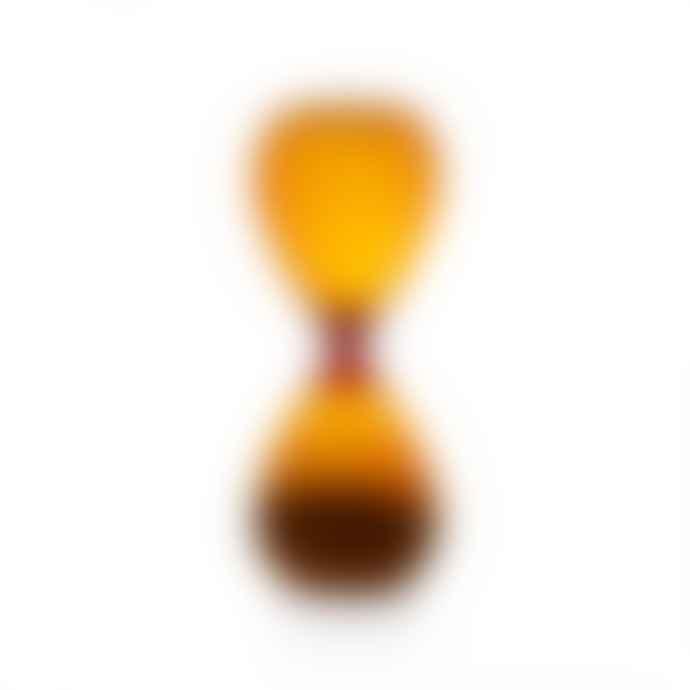 Hightide 15 Mins Amber Sand Glass