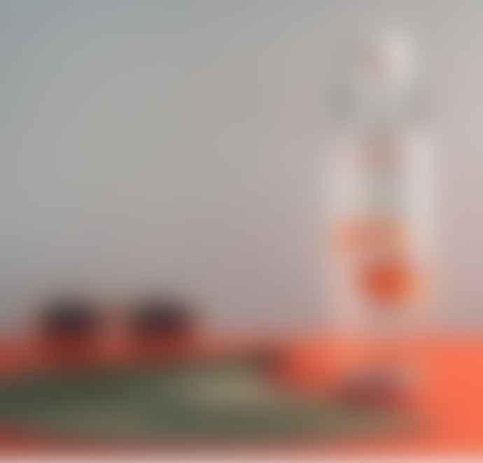 Soulbottles Kois Glass Bottle 0.6L