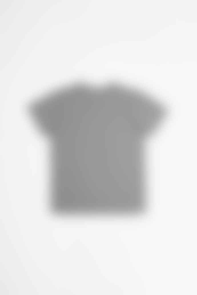 Tacoma Fuji Records Logo Mark 20 Grey T Shirt