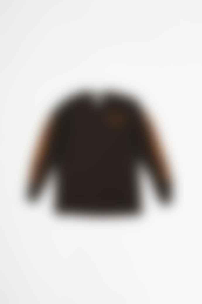 Tacoma Fuji Records Tokyo Running Company Brown T Shirt