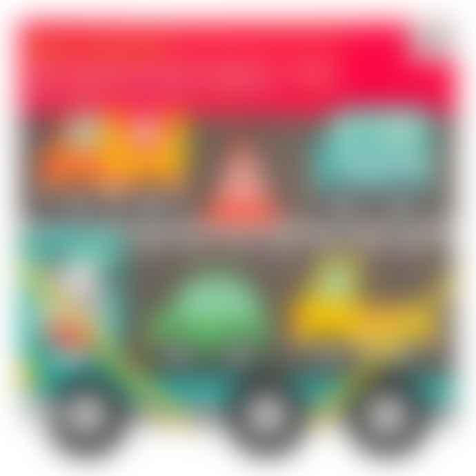 PetitCollage Big Truck Puzzle