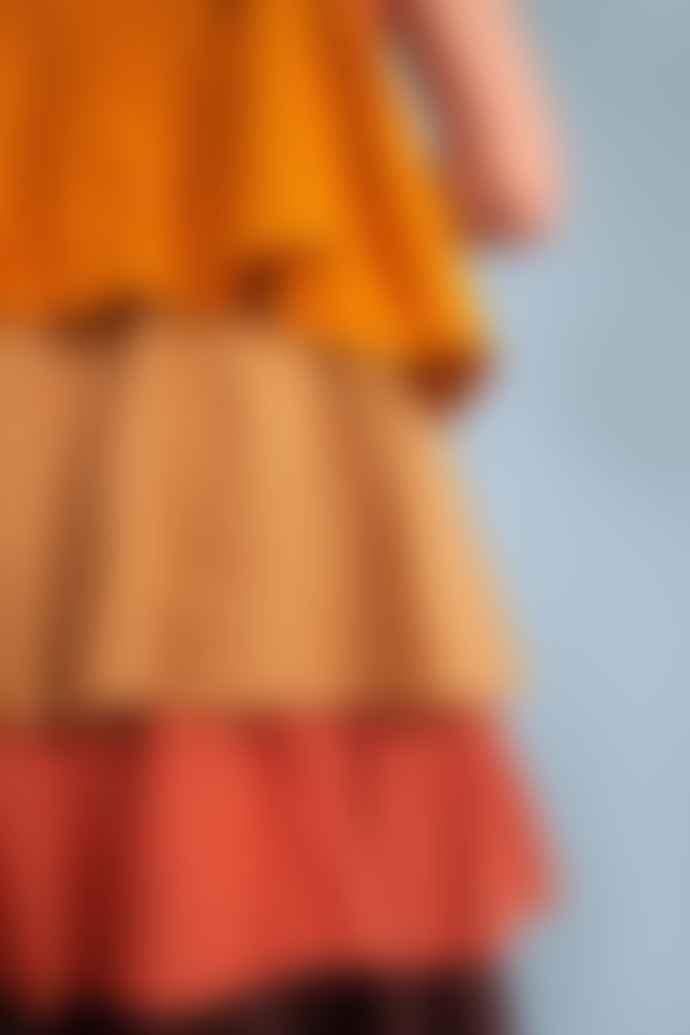 LF Markey Cadmus Multi Coloured Dress