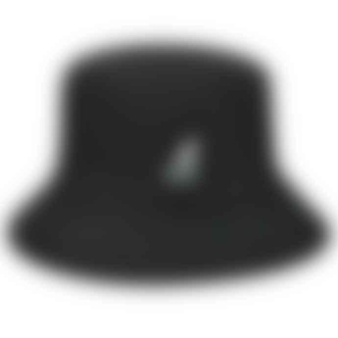 Kangol Bermuda Bucket Hat Black
