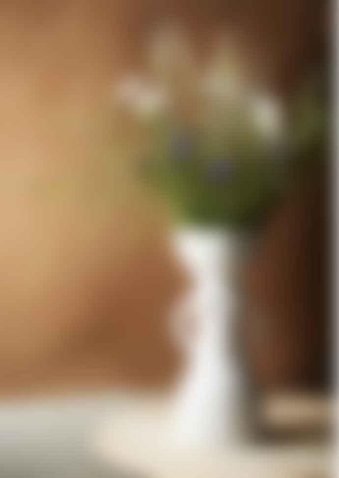 Madam Stoltz Lolita Stoneware Vase