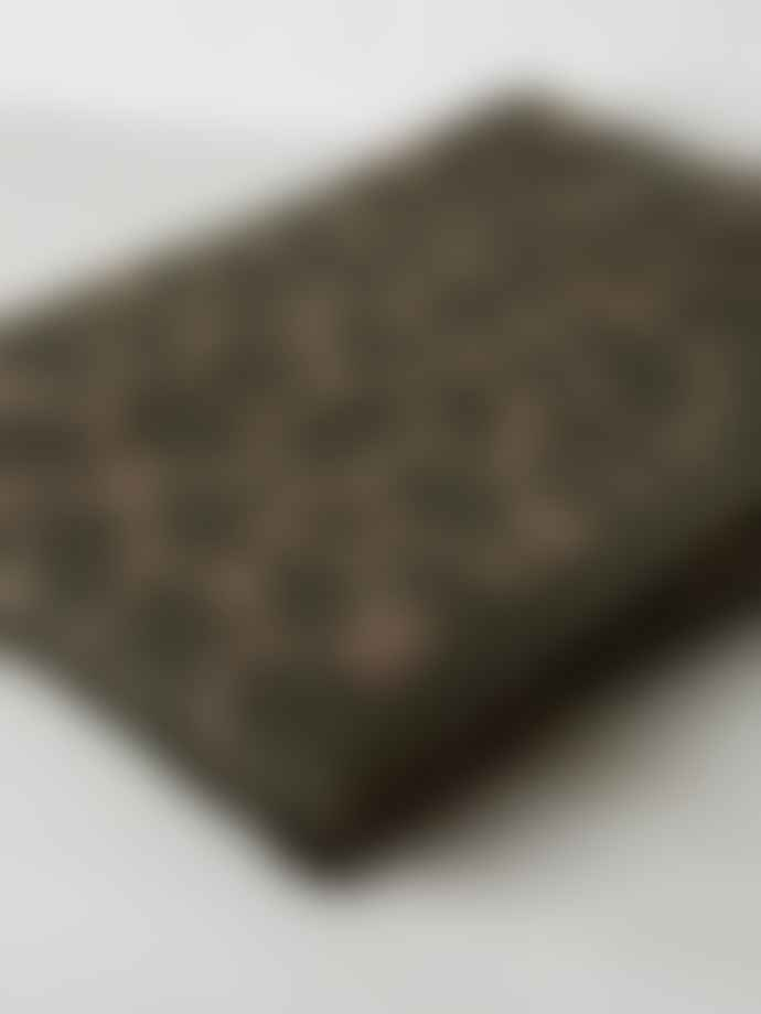 Cozy Living Camouflage Throw Army Green