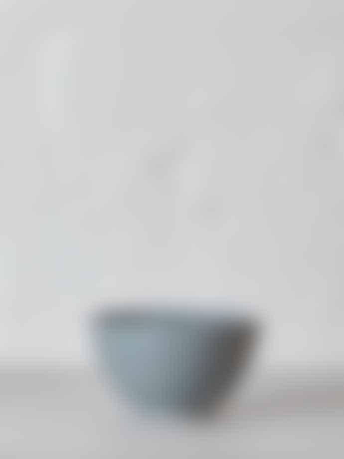 Broste Copenhagen Stoneware Nordic Sea Rice Bowl