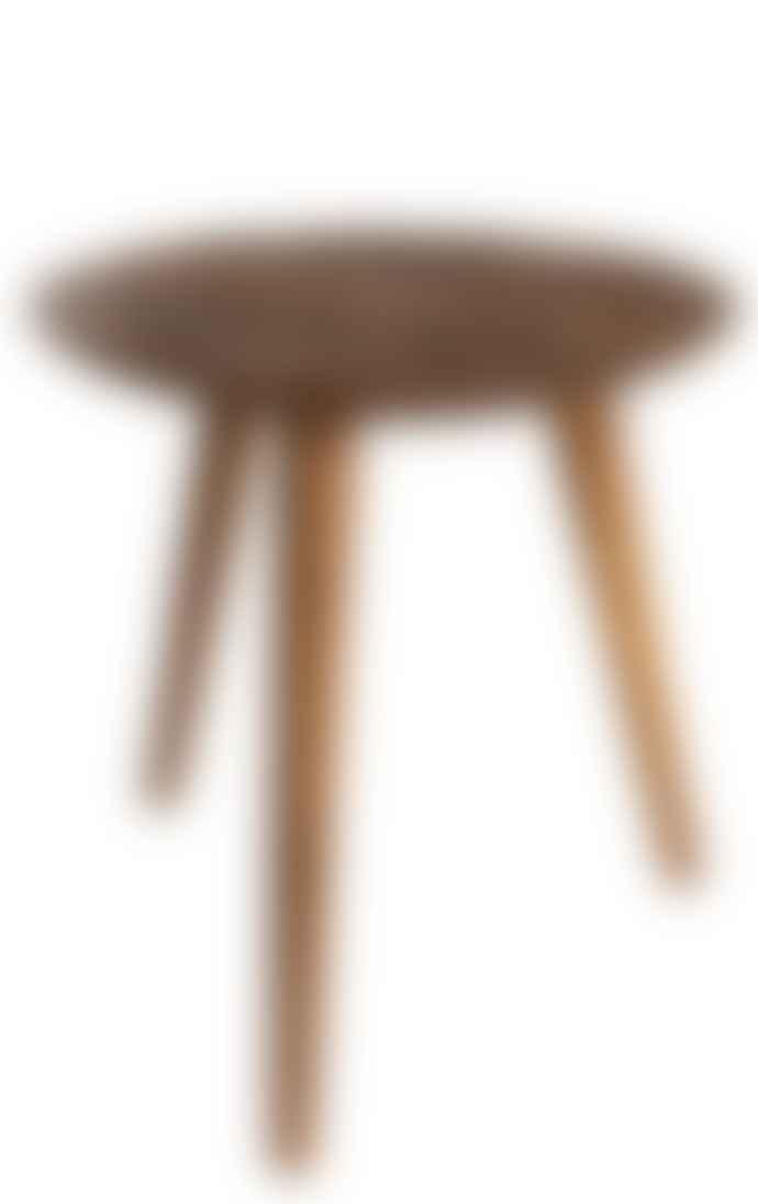 Dutchbone Hand Carved Side Table