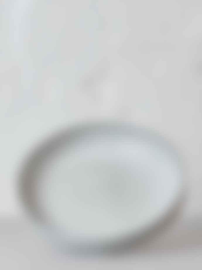 Broste Copenhagen Large Sand Nordic Stoneware Pasta Bowl