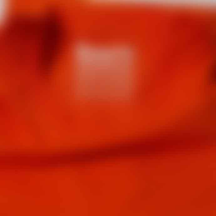 Born Essentials Organic Cotton Tee Shirt Bright Orange