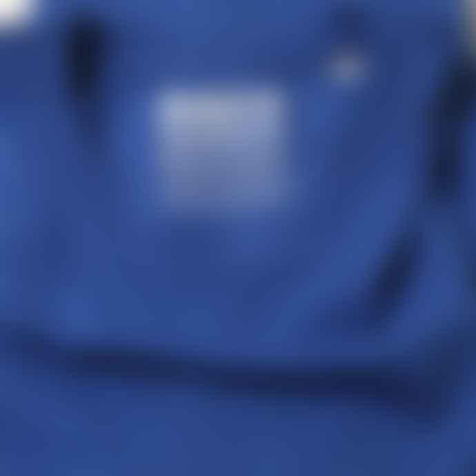 Born Essentials Organic Cotton Tee Shirt Majorelle Blue